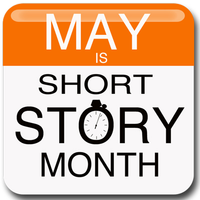 Short Story Month Logo 400px x 400px JPG